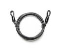 Premium Black Double Loop End Cable 11